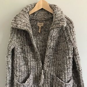 Wool Sweater (Oversized)